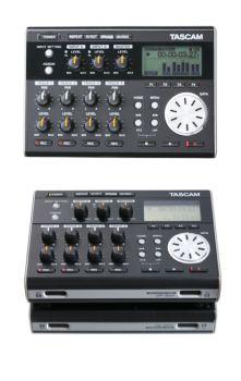 Tascam DP-004 Front