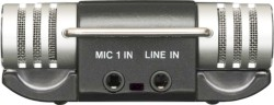 Top of Tascam DR-1